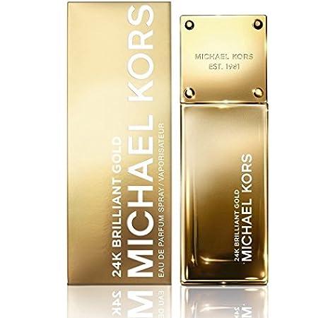 Michael Kors 24K Brilliant Gold Eau de Parfum Spray , 1er