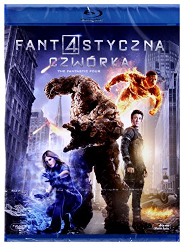 The Fantastic Four [Blu-ray] [PL Import]
