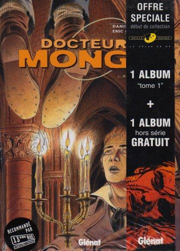 Pack Docteur Monge Tome 1 : Hermine