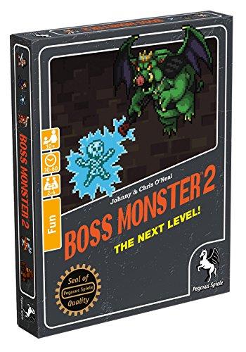 Preisvergleich Produktbild Pegasus Spiele 17561G - Boss Monster 2, The Next Level
