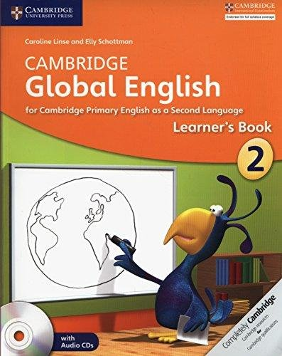 Preisvergleich Produktbild Cambridge Global English Stage 2 Learner's Book with Audio CDs (2)