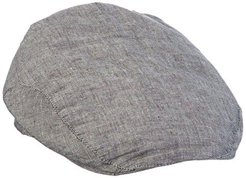 Mount Hood - Boston - Chapeau Homme, Gris (Grau), Large (Taille fabricant: 58)