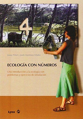 Ecología con numeros por Josep Piñol Pascual