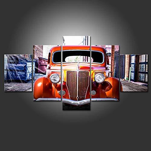 WLHSB Cuadro En Lienzo Lienzo Impresiones En HD Pinturas Decoración para El...