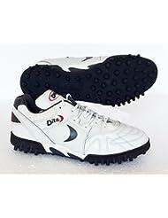 Dita–Zapatillas de hockey sobre césped Lite (color blanco) Reino Unido tamaño 13/EU 48
