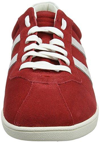 Rouge Homme rosso Rumba Medio Bassi Boss Sneakers sd tenn Orange nxfCFvqwO