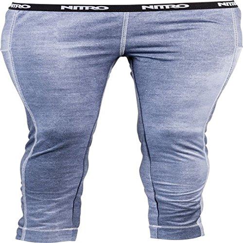 Nitro Snowboards Long John WMN vêtements Pantalons Thermiques, Femmes