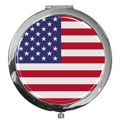 metALUm Premium - Taschen - Spiegel aus verchromten Metall