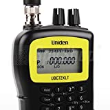 Best Police Scanners - Uniden UBC-72XLT radio scanner / Frequency range 25-512 Review