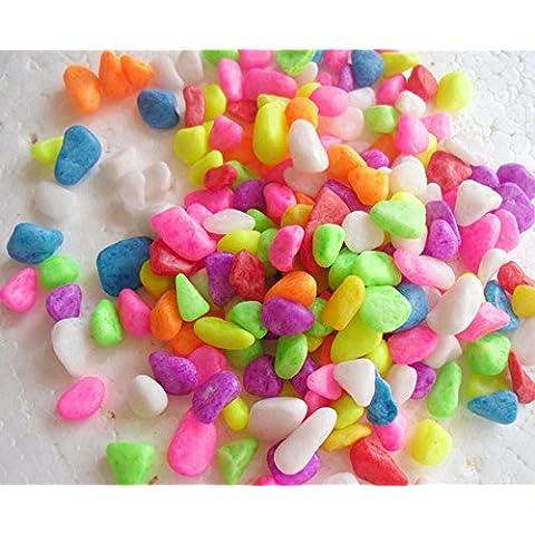 DuoDe tempo colorato mix Acquario Ghiaia substrato