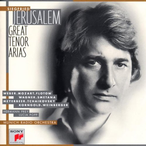 Great Tenor Arias [Import anglais]