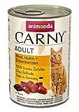 Animonda Carny Adult Mix2 – Katzenfutter, 12 x 400g - 2