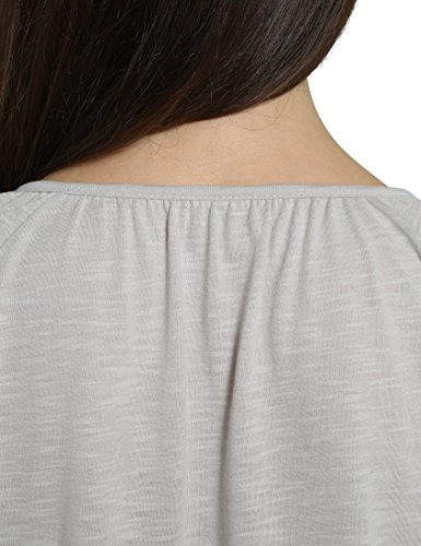 Berydale Maglia da donna con maniche raglan e bordo elastico Beige (Beige)
