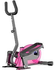 Cheston Elliptical Cross Trainer Strider Stepper Under Desk and Standing Home Gym