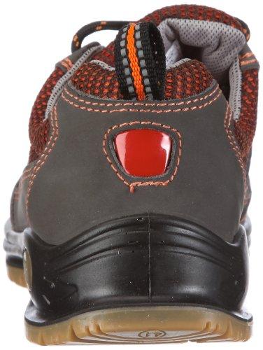 Sir Safety Total Plane Belize S1 SRC 22015410, Chaussures de sécurité homme Rouge-TR-SW16