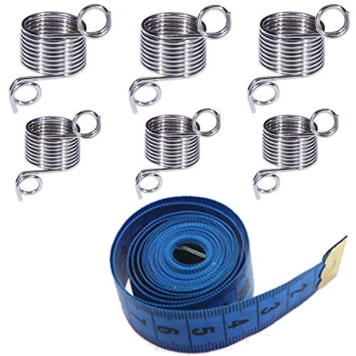 7 piezas accesorios tejer - 6 piezas 2 tamaños hilo