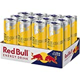 12 Dosen Red Bull Red Bull Yellow Edition Tropical Drink a 250ml inc. Pfand