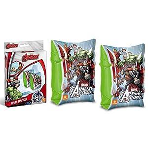 Avengers- Manguitos brazaletes hinchables (Mondo 16303)