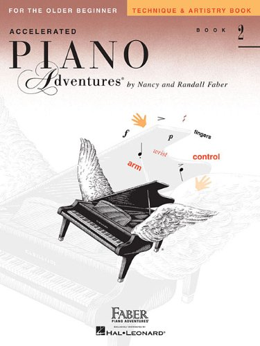 Piano adventures for the older beginner piano
