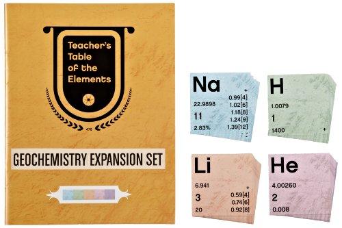 American Educational Geochemie Expansion Set mit Lehrern