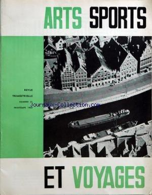 ARTS SPORTS ET VOYAGES [No 31] du 01/04/1968