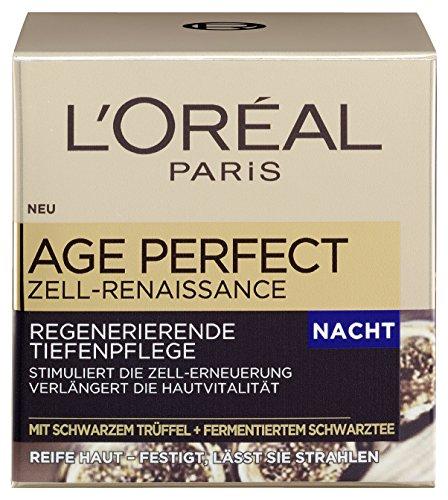 L'Oréal Paris Age Perfect Zell Renaissance Regenerierende Tiefenpflege Nacht, 50 g