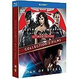 Collection 2 films: Batman v Superman : L'aube de la justice + Man of Steel