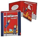 Unbekannt Meine Kindergartenzeit  - Ringbuch / Sammelordner - incl. Name - Album - Kindergarten / Dokumente A4 - Feuerwehr / Feuerwehrmann Frido Freunde - Ordner als..