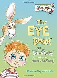The Eye Book (Big Bright & Early Board Book)