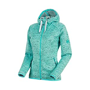 51mveyh8ZfL. SS300  - Mammut Women's Chamuera ML hooded jacket Woman