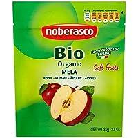 Noberasco Organic Italian Manzanas 80g