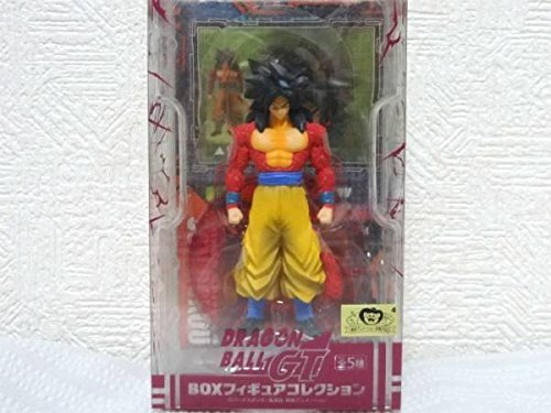 Dragon Ball GT BOX figure collection SS4 Goku