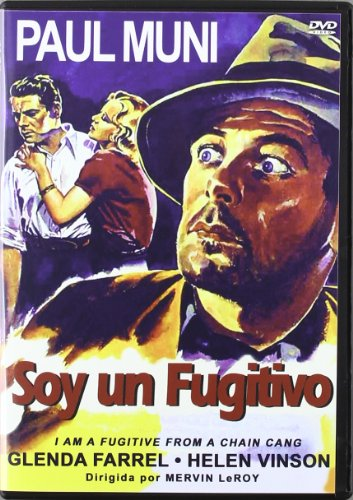 Soy un fugitivo (I Am a Fugitive From a Chain Gang) [Spanien Import]
