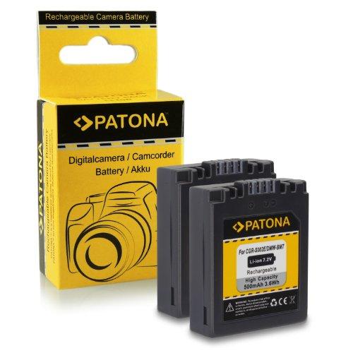 2x-Batteria-CGA-S002-CGR-S002-DMW-BM7-per-Panasonic-Lumix-DMC-FZ1-DMC-FZ2-DMC-FZ3-DMC-FZ4-DMC-FZ5-DMC-FZ10-DMC-FZ15-DMC-FZ20