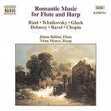 Musique romantique pour flûte & harpe