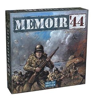 Asmodee - Days of Wonder 200056 - Memoire 44 Basisspiel (engl.) (B0002TV2NS) | Amazon price tracker / tracking, Amazon price history charts, Amazon price watches, Amazon price drop alerts