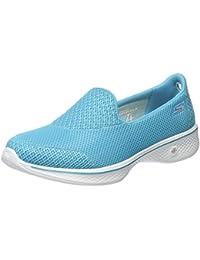 Amazon.co.uk: Skechers Green Trainers Women's Shoes