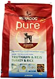 Mera Dog Pure Junior Truthahn und Reis, 1er Pack (1 x 4 kg)
