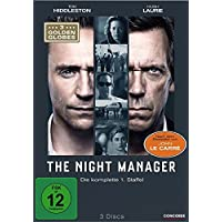 The Night Manager - Die komplette 1. Staffel