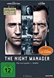 The Night Manager - Die komplette 1. Staffel [3 DVDs]