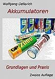 Image de Akkumulatoren - Grundlagen und Praxis (2. Auflage)