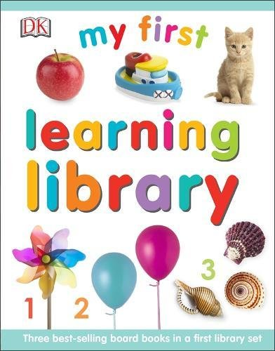 My first learning library.