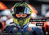 IL DOTTORE | 46 - Valentino Rossi - 2018 - Kalender - DIN A3