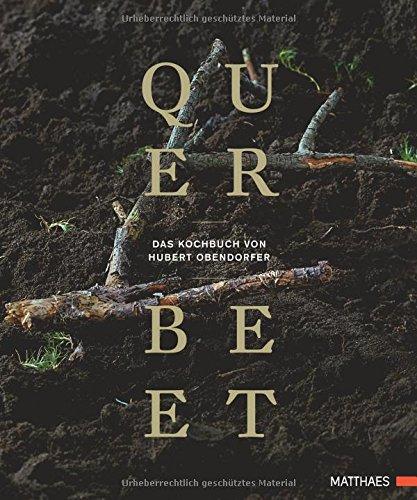 Buchcover Querbeet: Das Kochbuch