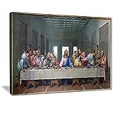 Art-design Designart Cène par Giacomo Raffaelli classique Impression sur toile, 40 x 30 Inches