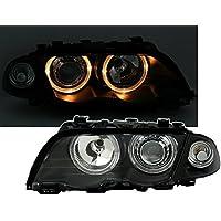 AD Tuning GmbH /& Co KG 930033 Angel Eyes Fernscheinwerfer Set Klarglas Chrom