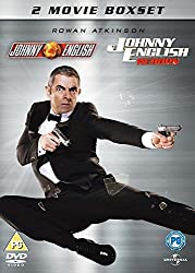 Johnny English Johnny English Reborn Double Pack: I [Dvd]