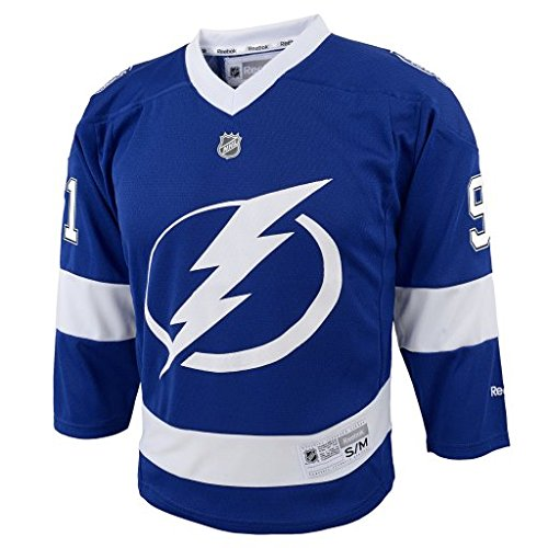 Steven Stamkos Tampa Bay Lightning NHL Youth Kinder Blue Replica Jersey (Jersey Blue Replica)