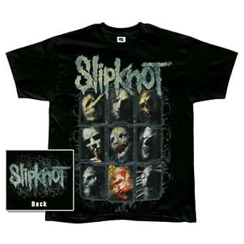 Slipknot - Future Frame Mens S/S T-Shirt In Black, X-Large, Black