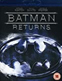 Batman Returns [Blu-ray] [1992] [Region Free]